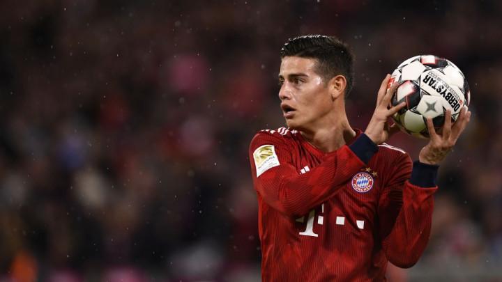 Bayernu iz Madrida stigao nevjerovatan prijedlog za Jamesa