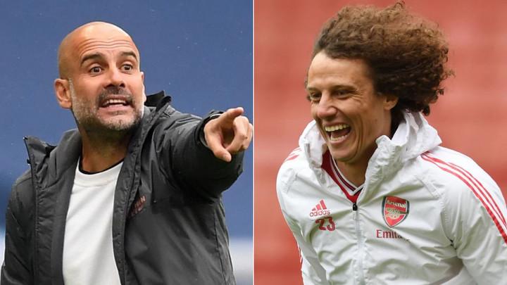 Davida Luiza svi kritikuju, a Guardiola ga hvali kao da je među najboljim na svijetu
