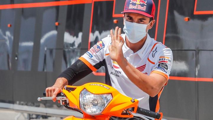Marquez pokušao otvoriti prozor i završio na novoj operaciji