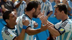 Messi želi povratak Higuaina u reprezentaciju