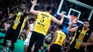 OAKA u plamenu: AEK osvojio Ligu prvaka