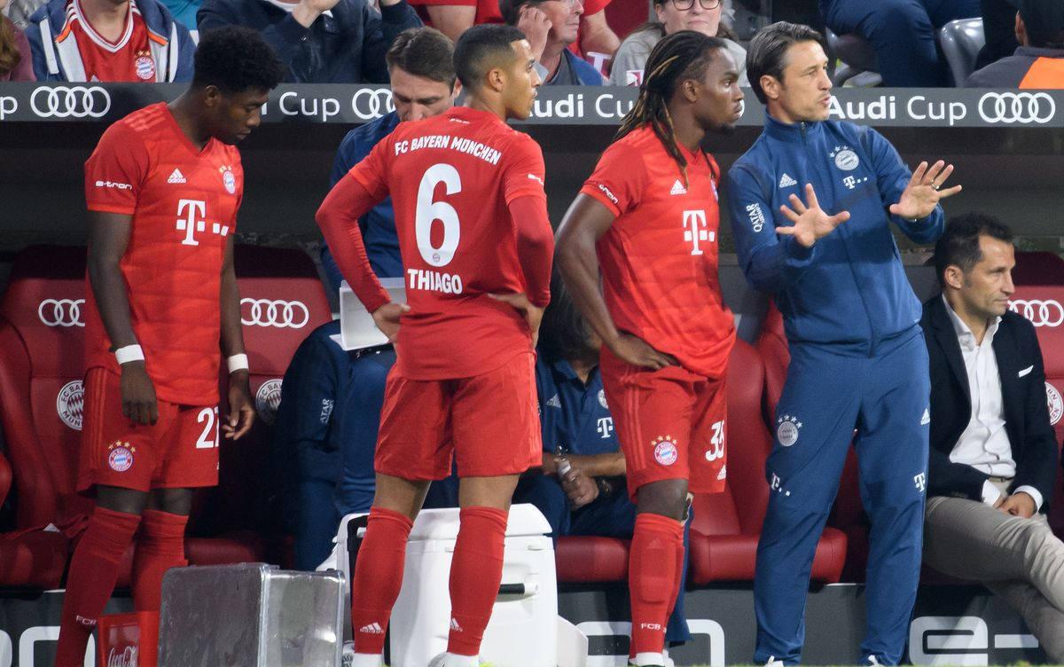 Bayern slavio s 23:0!