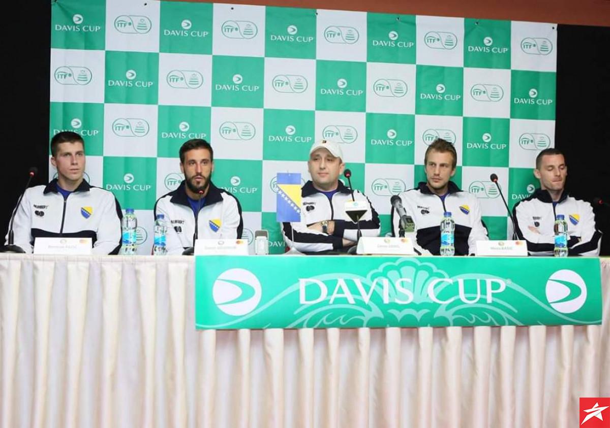 Džumhur sutra protiv Roelofse otvara Davis Cup meč između BiH i JAR
