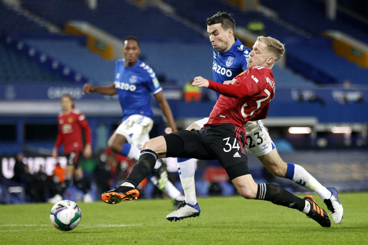 """""""Ako u srijedu ne zaigraš protiv Cityja, spakuj kofere i napusti odmah Manchester"""""""