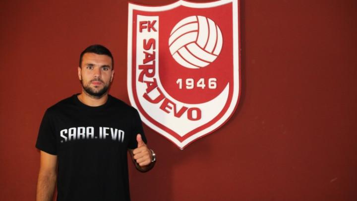 Elvis Džafić potpisao ugovor sa FK Sarajevo