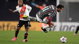 Ni igrači Rivera ne mogu da vjeruju kako su prošli u nokaut fazu Copa Libertadoresa