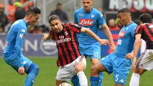 Napolitanci mogu prestati sanjati: Remi protiv Milana za oproštaj od titule