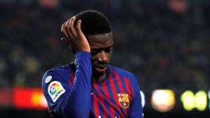 Dembele izazvao bijes navijača Barce: Lajkao montiranu fotografiju i to s najbolnijeg meča