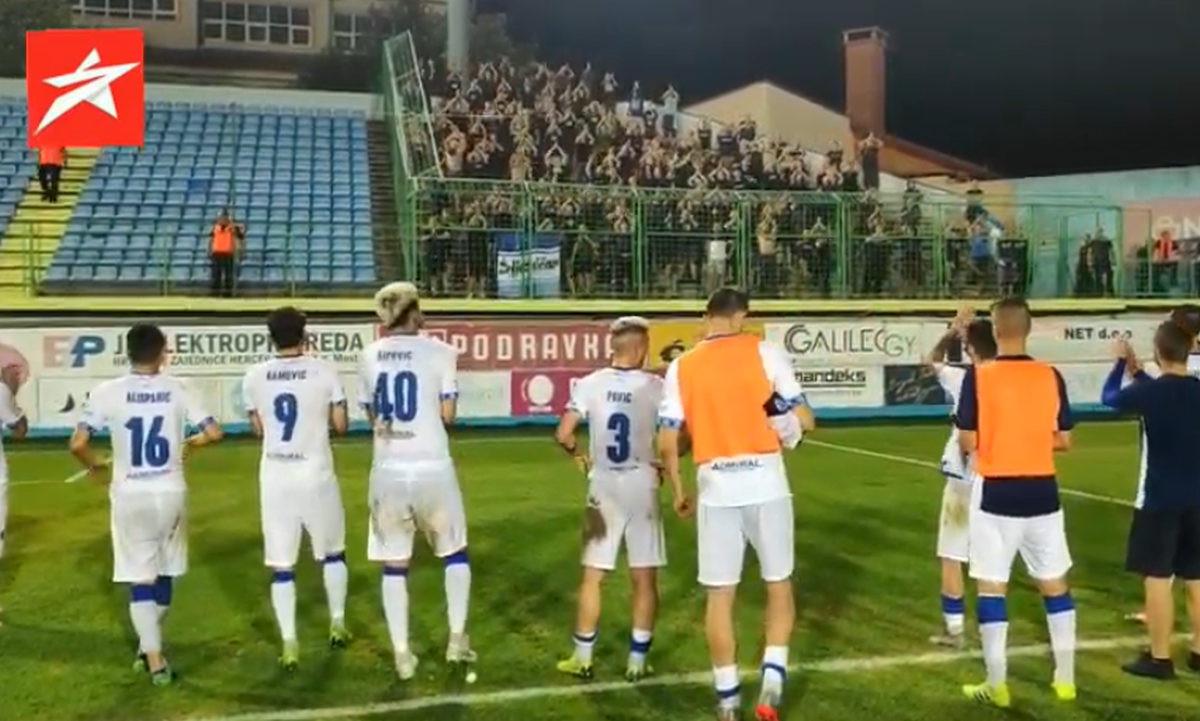 Manijaci nakon iscrpljujuće utakmice na Pecari od igrača traže samo jedno