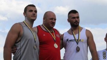 Dejan Mileusnić postavio novi bh. rekord u bacanju koplja