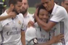 Marcelo za sedam minuta dva puta savladao Begovića