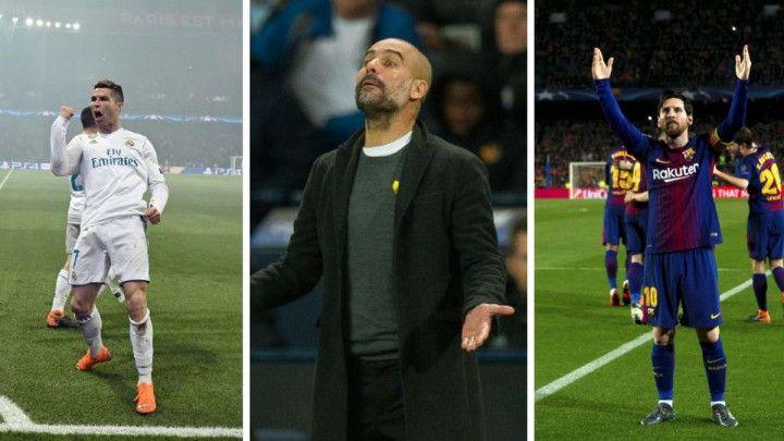 It's Showtime: Poznato osam učesnika četvrtfinala Lige prvaka