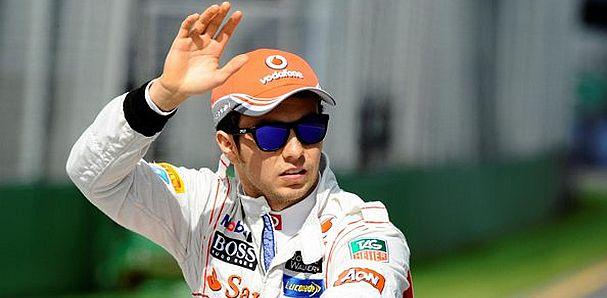 Perez: Hvala ljudima u McLarenu
