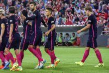 Barcelona se provukla na San Mamesu