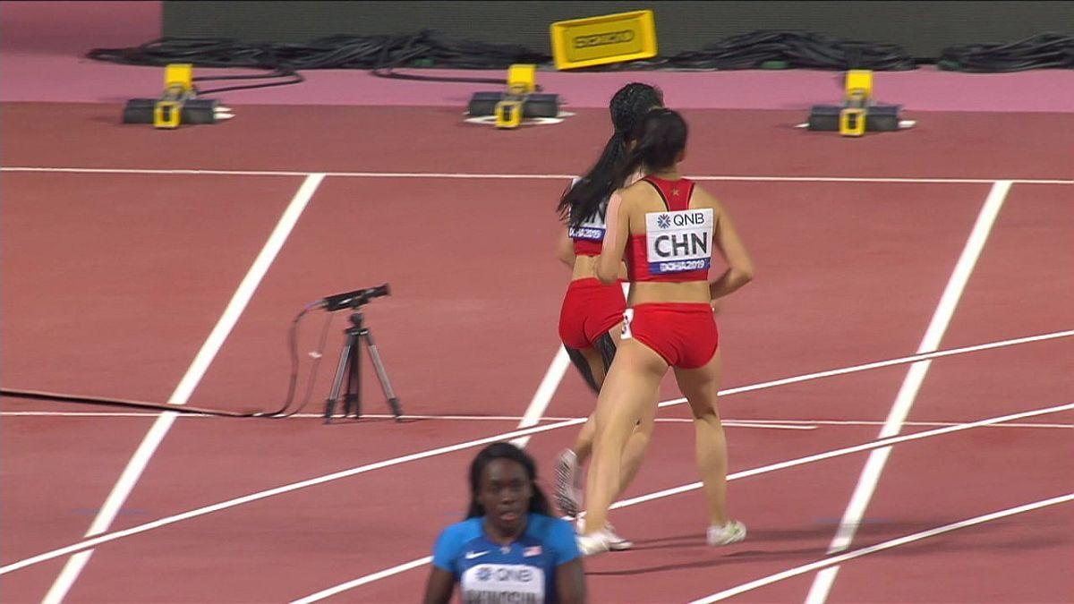 Kineskinje ukrale slavu u Dohi - SportSport.ba