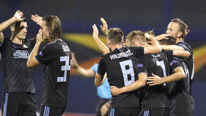 Ludnica na Maksimiru: Dinamo i Inter odigrali meč za pamćenje