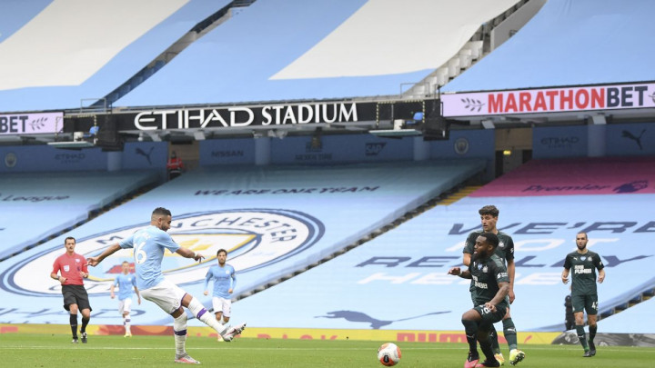 Brutalna statistika Manchester Cityja bez navijača na domaćem terenu