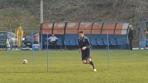 Ramović potpisao ugovor i odmah se priključio treningu Željezničara