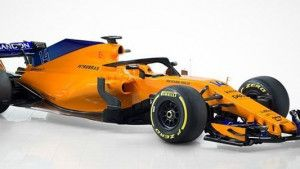 Potpuno nove boje McLarena za novu sezonu Formule 1