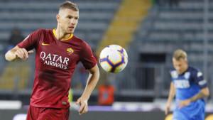 Iz Rima stižu loše vijesti: Edin Džeko propušta nekoliko važnih utakmica
