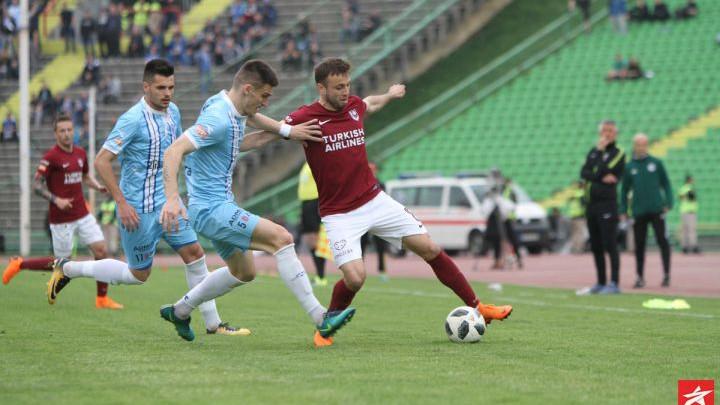 Fudbalsko razočarenje na Koševu: Velika nula u sarajevskom derbiju