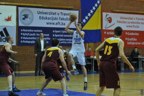 Bosna Royal upisala petu pobjedu