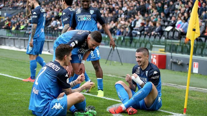 Sportski direktor Empolija: Milan je Krunića pratio i na treninzima