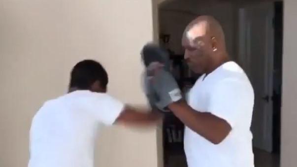 Mike Tyson je zvijer kada je boks u pitanju, ali šta ćete tek reći za njegovog sina Miguela