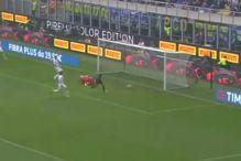 Milan stvara šanse, Inter zabija golove
