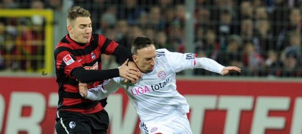 Bayern razočarao u Freiburgu