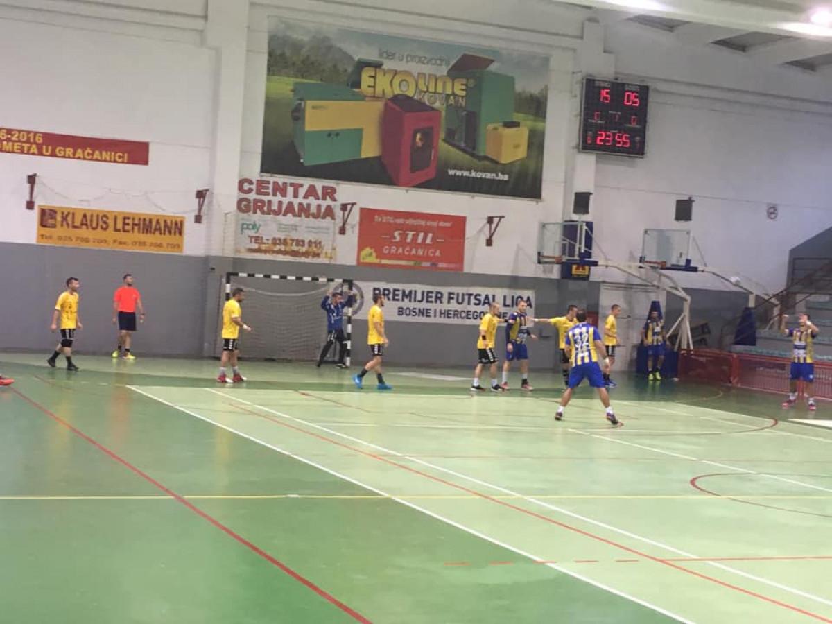 RK Bosna Visoko i RK Gračanica igraju generalku pred početak nove sezone