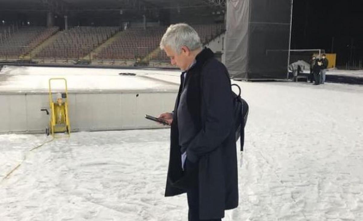 Njegove objave su hit: Mourinho ponovo nasmijao mnoge na Instagramu