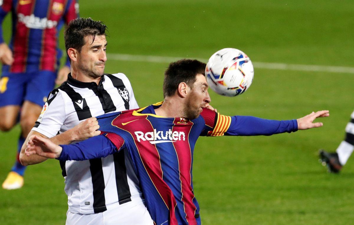 Lionel Messi spasio Barcelonu nove sramote