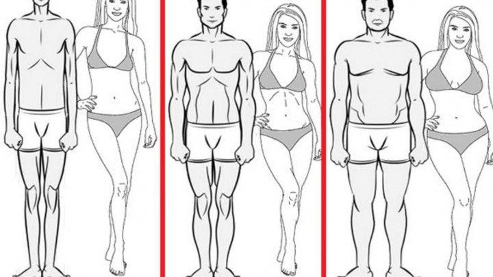 Koji tip tijela je vaš i kako bi trebali trenirati?