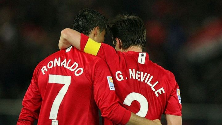 Neville objasnio način da se zaustavi Cristiano Ronaldo