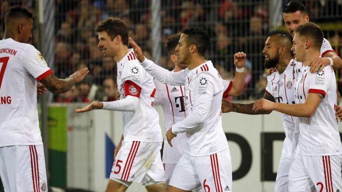 Bayern se prošetao Freiburgom uz bombu Tolissoa