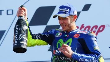 Rossi: Nisam daleko, ali sam na četvrtom mjestu