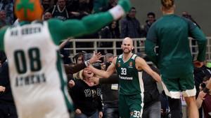 Košarkaši Panathinaikosa oboljeli od gastroenteritisa