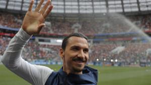 Trener LA Galaxyja: Zlatan želi i zaslužuje završiti karijeru u Italiji