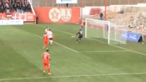 FK Sarajevo vodi protiv Veleža golom Velkoskog