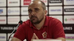 Mladen Žižović ostaje trener Slobode