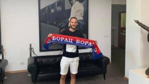 Aleksandar Subić potpisao za Borac!