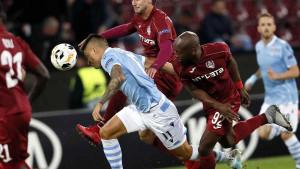 Lazio poražen u Rumuniji, Celticu bod u Francuskoj