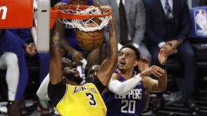 Davis eksplodirao u trijumfu Los Angeles Lakersa