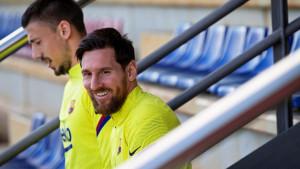 Lionel Messi promijenio imidž