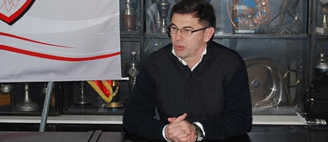 Vlado Čapljić novi trener Slavije
