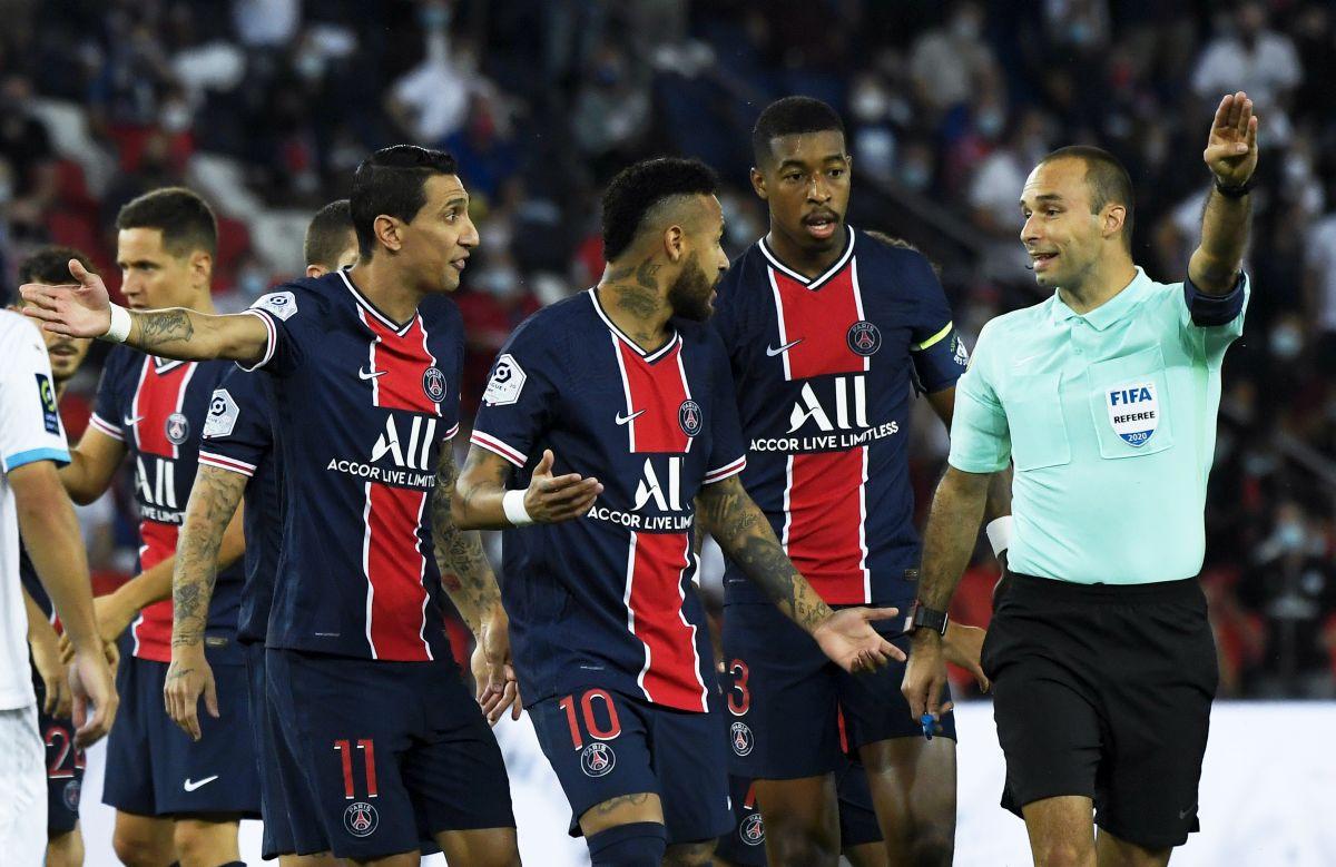 Igrači PSG-a i Marseillea izazvali haos, a najgore je prošao nesretni sudija sa meča