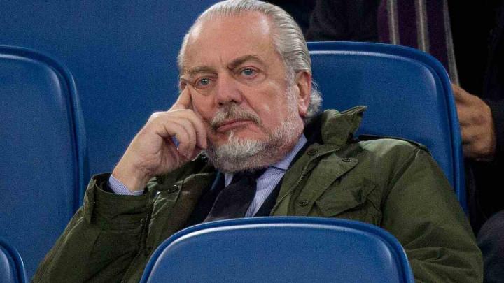 Predsjednik Napolija: Roma i Liverpool uopšte ne smiju igrati Ligu prvaka