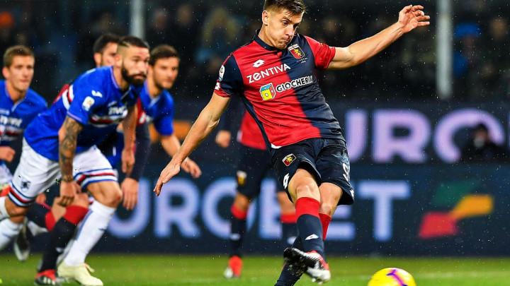 """""""Derby della Lanterna"""" završen bez pobjednika, Piatek konačno pogodio"""