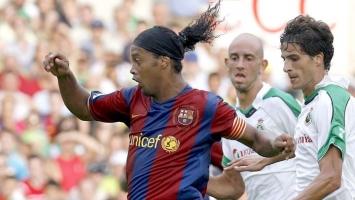 Ronaldinho: Mogao sam igrati u Manchester Unitedu
